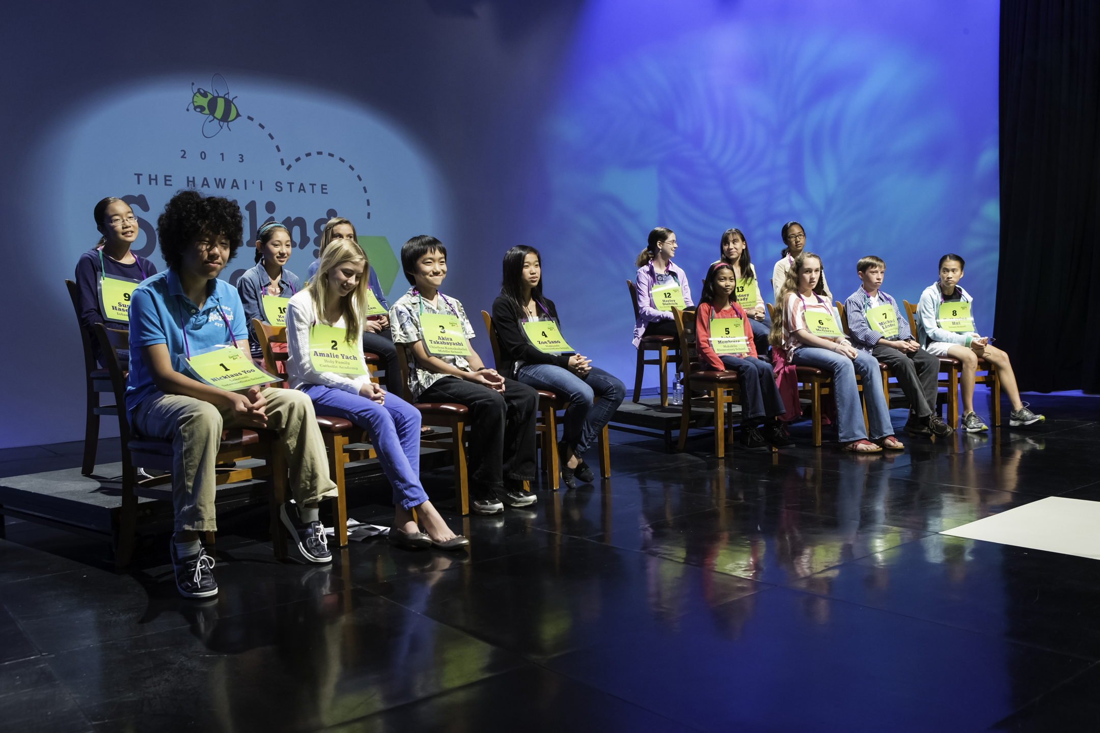 Hawaii State Spelling Bee sets new record